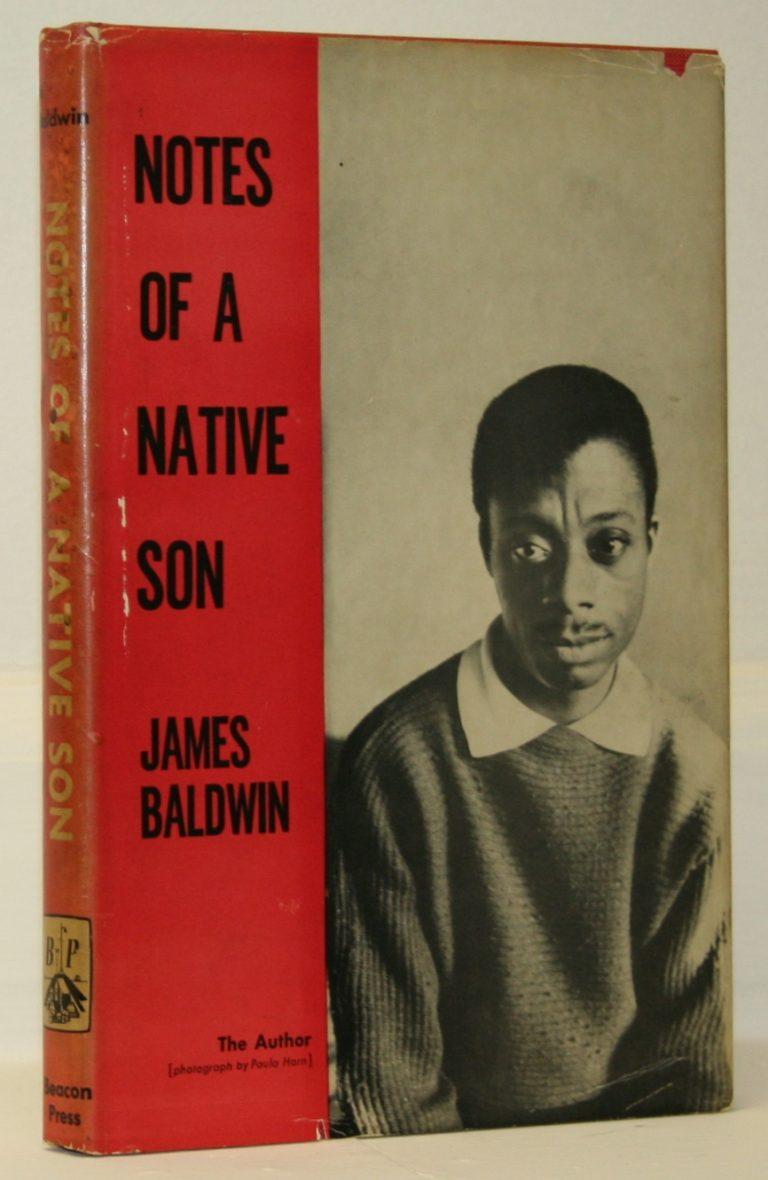 james baldwin essays notes of a native son